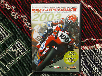 Sbk World Superbike Championship 2003 Official Review - Region 0 Dvd