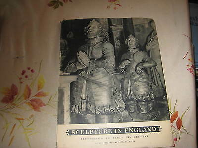 Sculpture In England Renaissance To Early Xix Century H D Molesworth Book