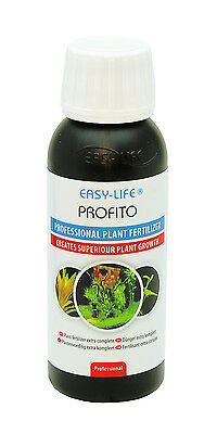Easy Life Profito 100ml Complete Aquarium Plant Fertiliser Fertilizer Tank