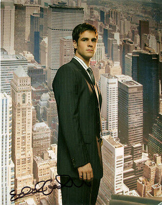 Eddie Cahill Signed Autographed 8x10 Photo COA