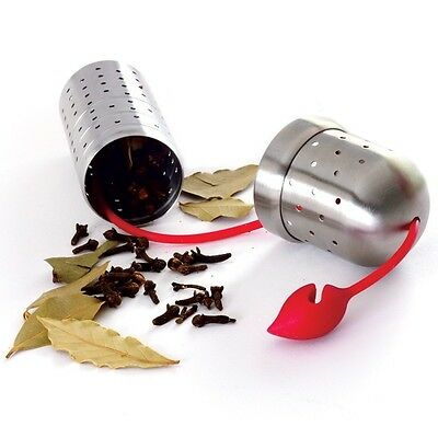 Large Stainless Steel Tea / Herb / Spice Infuser Steeper, Extendable, Huge!