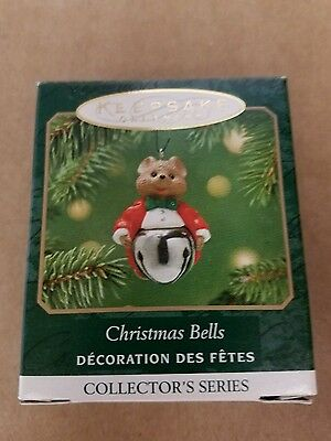 Hallmark  Ornament Christmas Bells 2001