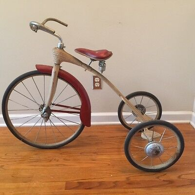 *Nice* Vintage/Antique Gendron Children's Tricycle
