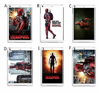 Deadpool - iPad Case - Choose - iPad 2/3/4 / AIR / AIR 2 / PRO / MINI 1,2,3,4