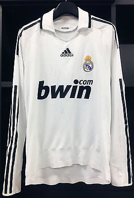 Real Madrid 2008-09 L/S Formotion