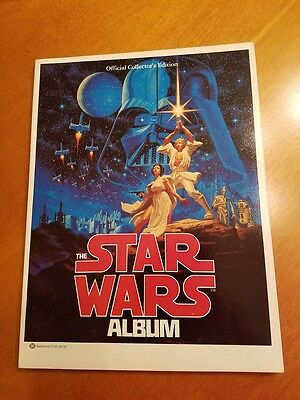 The Star Wars Album Official Collector's Edition - Ballantine First Edition 1977