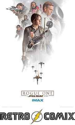 Star Was Rogue One Imax Poster 3 Of 3