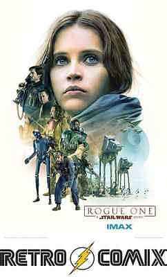 Star Was Rogue One Imax Poster 2 Of 3