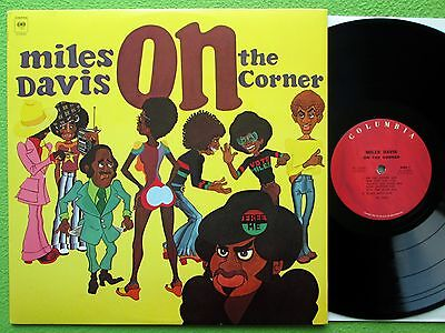 Miles Davis - On The Corner LP USA Columbia PC 31906