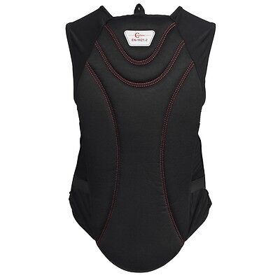 Covalliero Horse Riding Body Protector Black ProtectoSoft for Children M 324500