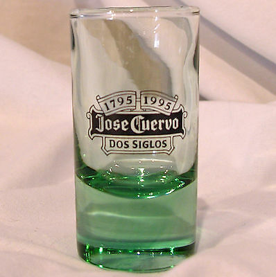 Jose Cuervo 200 Year Anniversary Shot Glass