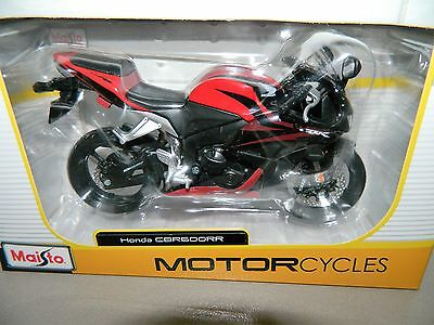 HONDA CBR600RR    model 1/12 DIECAST MODEL,New in Box MAISTO
