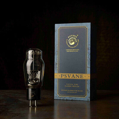 Matched pair PSVANE vacuum tube Replicated Version 1:1 40s' WE275 (2A3)