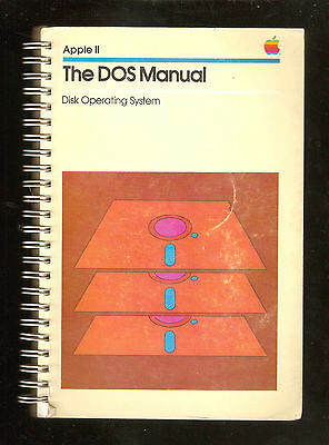 THE DOS MANUAL APPLE II Disk Operating System
