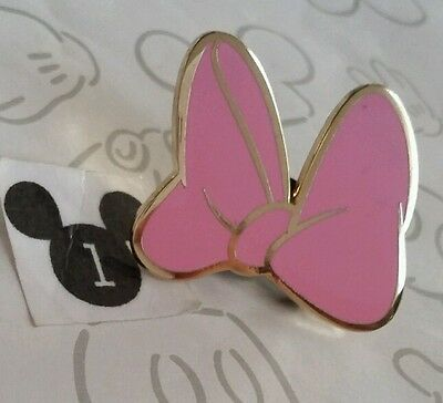 Daisy Duck Character Hats Pink Bow Mystery 89375 Disney Pin Buy 2 Save $