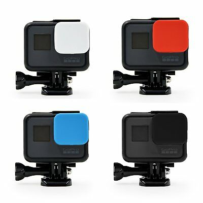 Silicone Protective Camera Lens Cap Case Cover Protector For GoPro Hero 5
