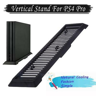 For Sony Playstation PS4 Pro Game Console Vertical Stand Mount Holder Dock Base