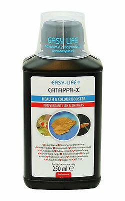 Easy-Life Catappa-X 250ml Health & Colour Booster Fish & Shrimp Antibacterial