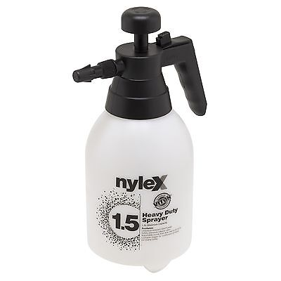Nylex HEAVY DUTY GARDEN SPRAYER Adjustable Nozzle*Aust Brand-1.5L, 5L, 8L Or 16L