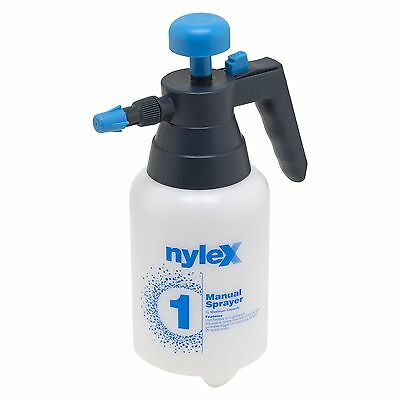 Nylex MANUAL SPRAYER Adjustable Nozzle, Lockable Trigger *Aust Brand - 1L Or 2L