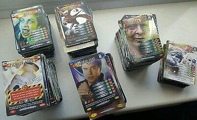 Doctor Who Battles in Time 700 cards + TARDIS