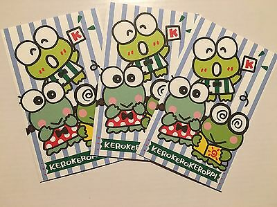 KEROPPI Small Japan / Chinese New Year Red Packet / Envelopes (8pk)