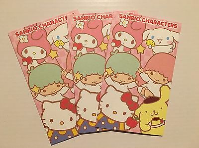 SANRIO, HELLO KITTY Small Japan / Chinese New Year Red Packet / Envelopes (8pk)