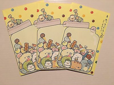 SUMIKKO GURASHI Small Japan / Chinese New Year Red Packet / Envelopes (6pk)