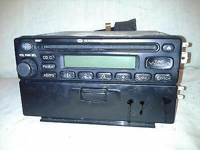 2002 Kia Spectra Cd Player Used Oem Factory 02