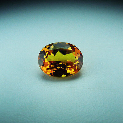2.10CtAWESOME YELLOW SAPPHIRE OVAL GEMSTONE