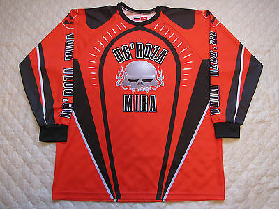 UG'ROSA MIRA -Paintball Red Russian Jersey Pavel XL