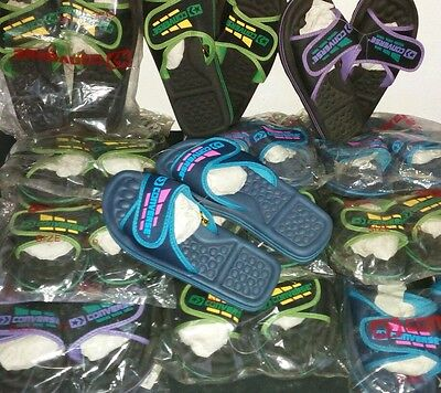 CONVERSE FLIP FLOPS 1987  NEW,FROM OLD STOCK vintage retro fashion