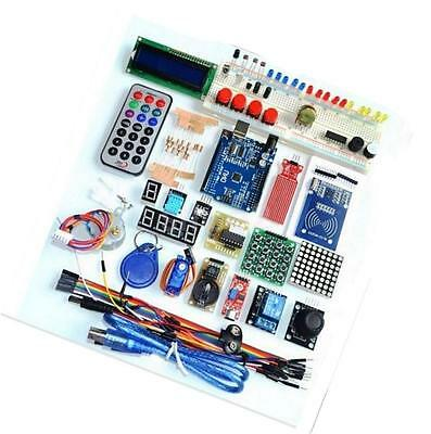 UNO R3 Updated Version of the RFID Starter Kit LCD Learn Suite 1602 for Arduino