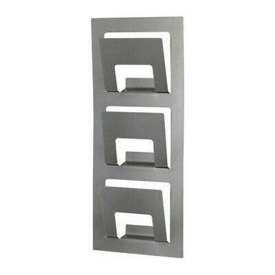 IKEA Spontan Newspaper Magazine Wall Rack Organiser Storage Solutions