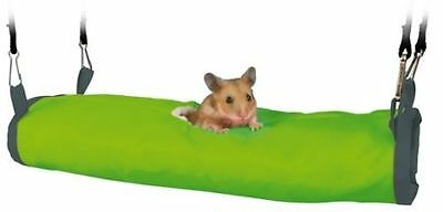 Cuddly tunnel Bed Bag for Small Rodents Hamsters Mice - Hanging toy for cage