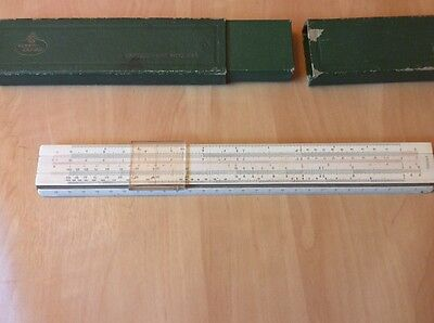 Faber Castel Schiebe Lineal 1/87