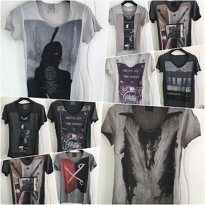 Bundle Scoop Neck TShirts made by ALL SAINTS