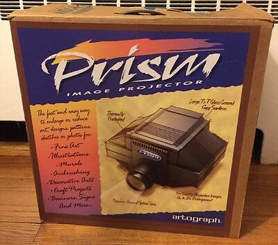 Prism Image Projector