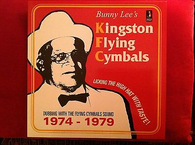 Bunny Lee's Kingston Flying Cymbals 1974 - 1979  Vinyl Lp New
