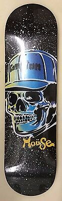 Mouse Movement Skateboard Deck Easy E Left Coast 8.25""
