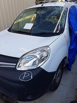 2015 Renault Kangoo Diesel Wrecking - All parts doors forward