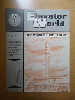 NJuly 1965 Elevator World magazine - Trade Industrial Architecture