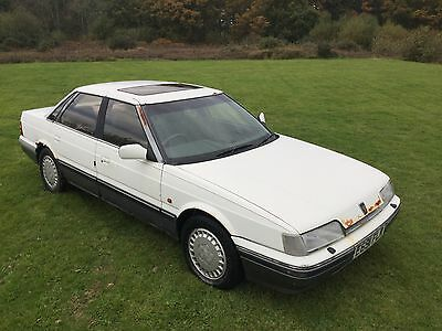 Rover 825 Sterling 5 speed manual only 30k miles 1987 rare early 800 Barn Find