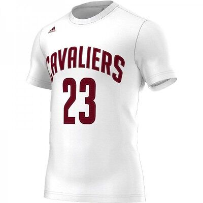 T-Shirt NBA Lebron James Cleveland Cavaliers adidas Gametime Tee taille - XL