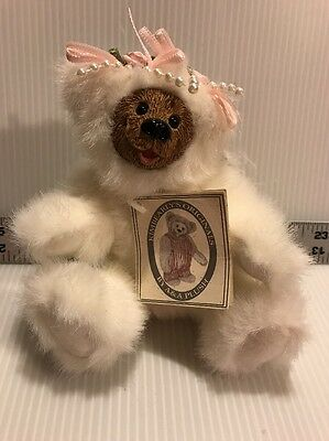 Kimberly's Originals Numbered Angel Mini Riley Angel 6 Inch Poseable Bear