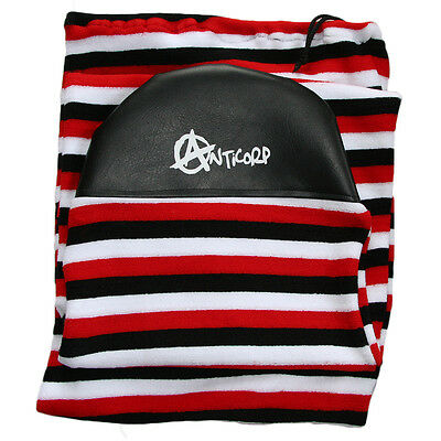 Anticorp 150+ Stretch Snowboard Cover Sleeve Red Blk Wt Made In Taiwan Not China