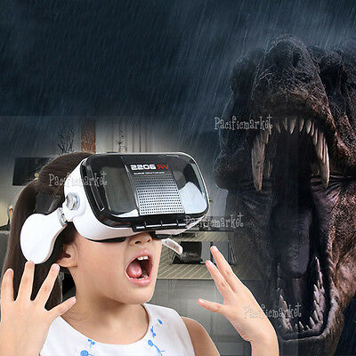 2017 VR Headset VR BOSS Virtual Reality Glasses for Samsung Iphone 6s 7 Plus