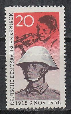 DDR East Germany 1958 ** Mi.662 Revolution Pappchinese