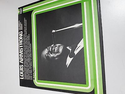 Vinile Disco 33 Giri Louis Armstrong The Complete Town Hall Concert Jazz Music
