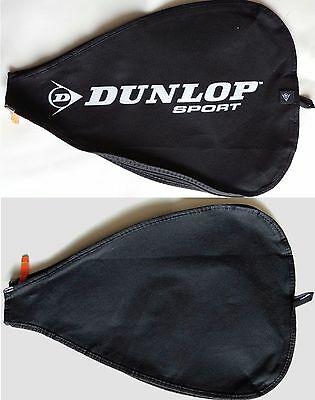 Dunlop Sport Tennis Racket Cover Bag 44x30cm black